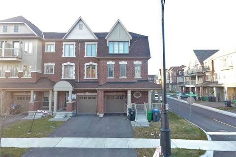 Townhouse for sale at 2 Shipmate Ave Brampton Ontario - MLS: W4635836