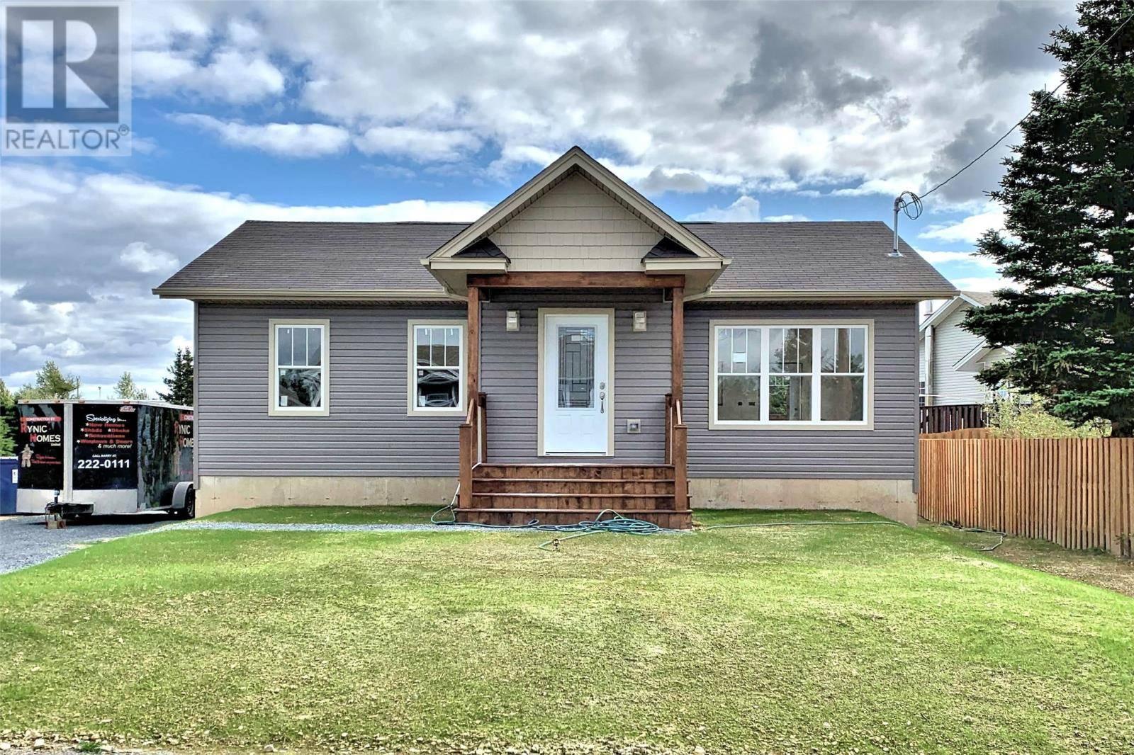House for sale at 2 Shoreline Estates Bay Roberts Newfoundland - MLS: 1212316