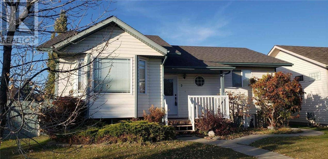 House for sale at 2 Silver Dr Blackfalds Alberta - MLS: ca0172014
