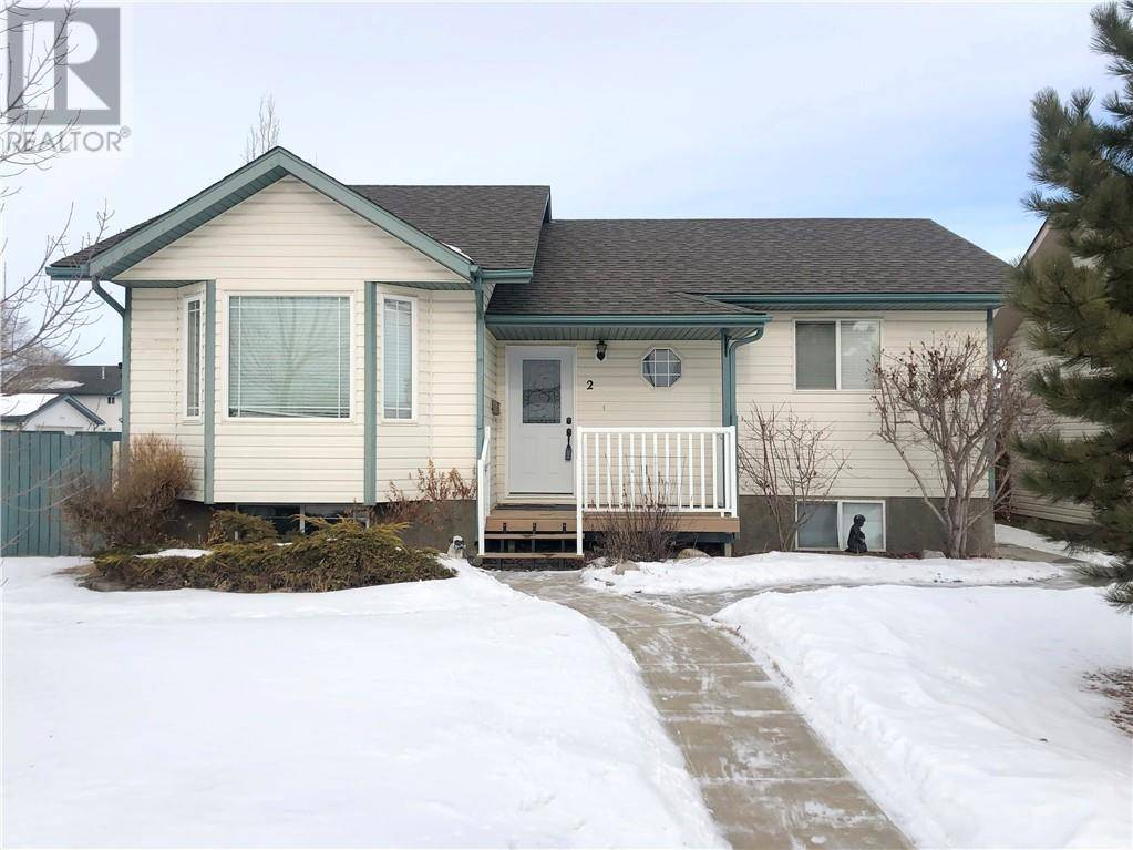 House for sale at 2 Silver Dr Blackfalds Alberta - MLS: ca0187943