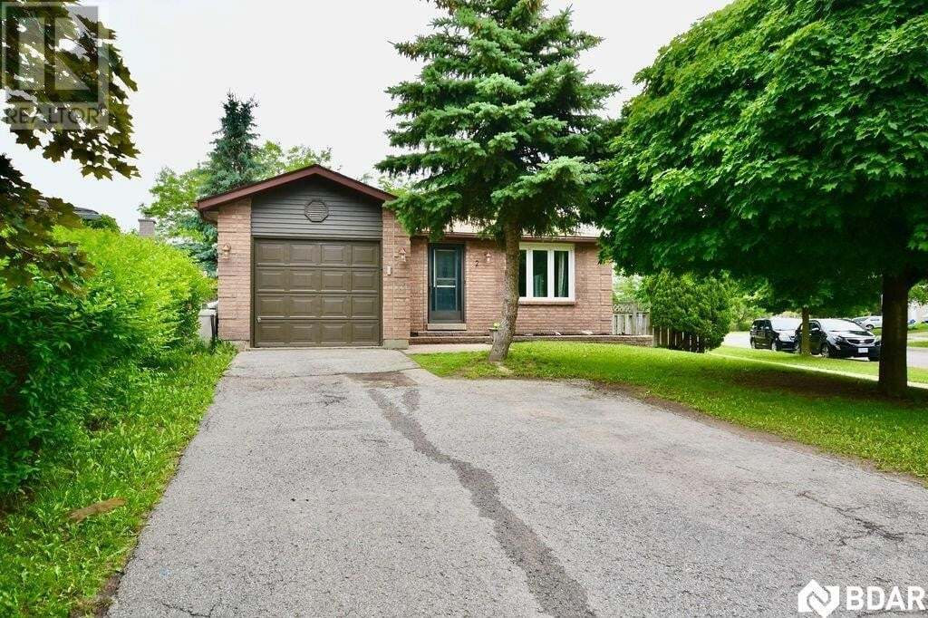 House for sale at 2 Sinclair Ct Barrie Ontario - MLS: 30816327