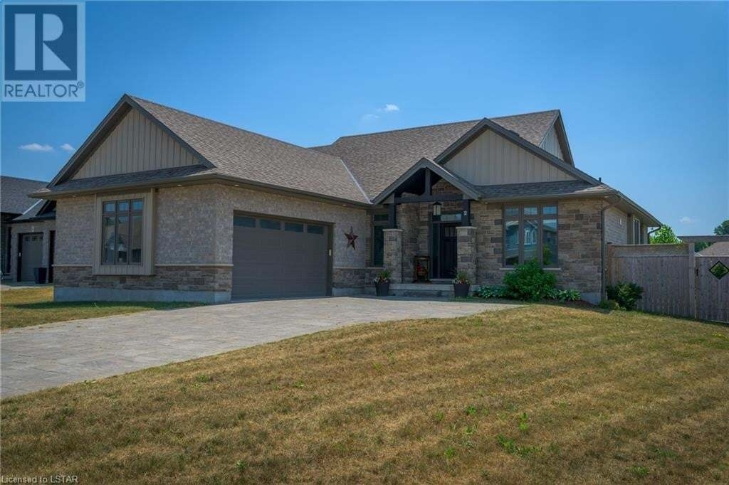 House for sale at 2 Slammer Tr Thorndale Ontario - MLS: 272950