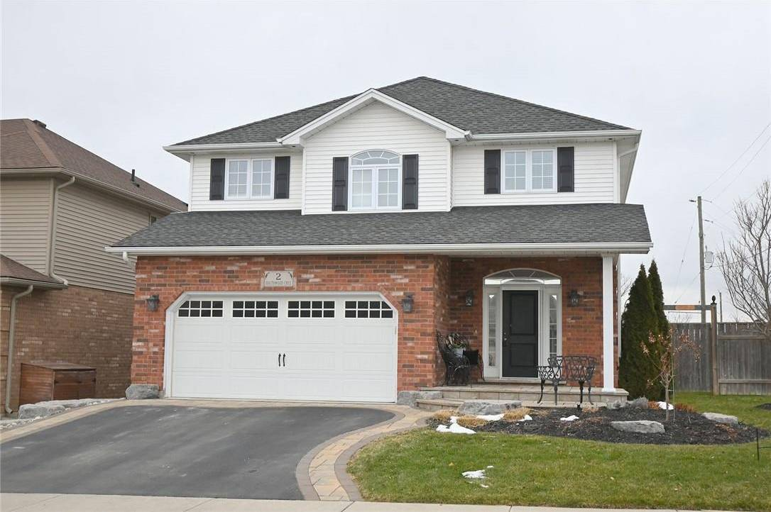 House for sale at 2 Southwood Cres Caledonia Ontario - MLS: H4071344