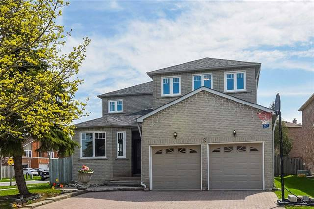 For Sale: 2 Springfield Drive, Markham, ON | 4 Bed, 4 Bath House for $1,699,000. See 20 photos!