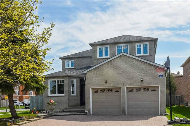 For Sale: 2 Springfield Drive, Markham, ON | 4 Bed, 4 Bath House for $1,599,000. See 20 photos!