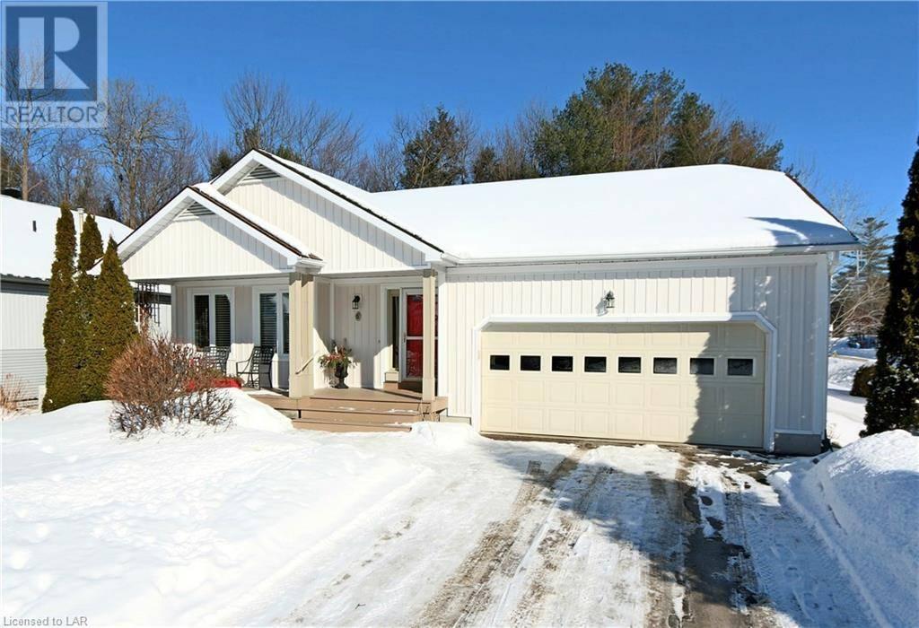 House for sale at 2 Springwood Cres Gravenhurst Ontario - MLS: 243961