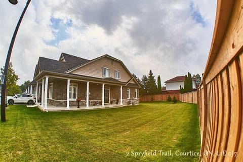 Townhouse for sale at 2 Spryfield Tr Clarington Ontario - MLS: E4550518