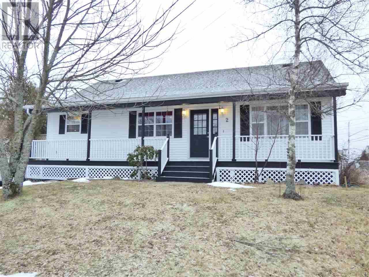 House for sale at 2 St. Clair Ave Dartmouth Nova Scotia - MLS: 202000690