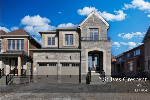 House for rent at 2 St Ives Cres Whitby Ontario - MLS: E4601093