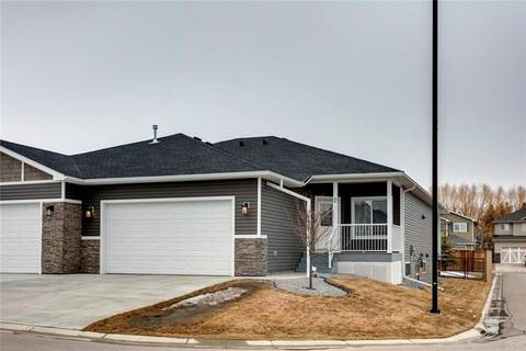 Townhouse for sale at 2 Stone Garden Cres Carstairs Alberta - MLS: C4293584