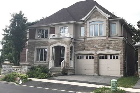 House for rent at 2 Stonebridge Dr Markham Ontario - MLS: N4542338