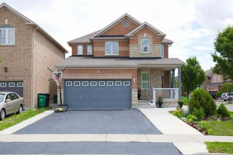 House for rent at 2 Sugarberry Dr Brampton Ontario - MLS: W4853368