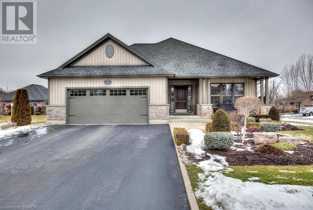 House for sale at 2 Sycamore Dr Tillsonburg Ontario - MLS: 241781