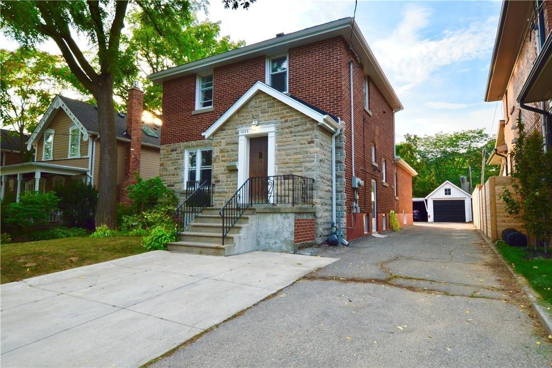 Apartment for rent at Upper 1439 Caroline St Unit 2 Burlington Ontario - MLS: H4066367