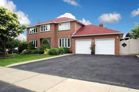 House for sale at 2 Valleyway Cres Vaughan Ontario - MLS: N4548338