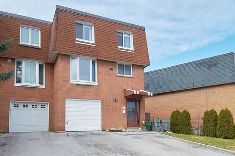 Townhouse for sale at 2 Van Camp Pl Toronto Ontario - MLS: W4718271