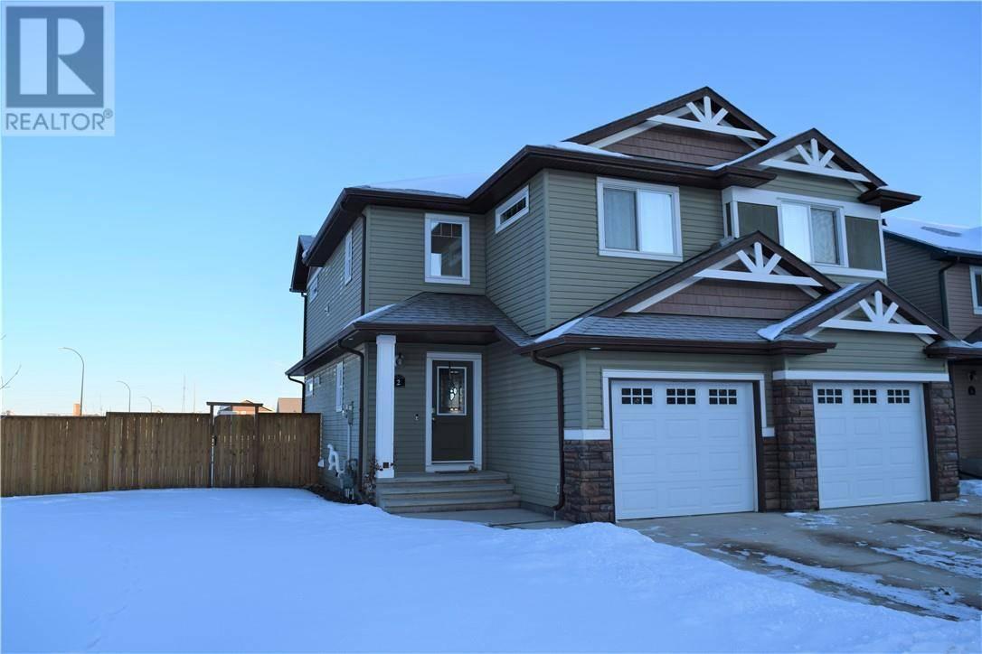 Townhouse for sale at 2 Van Slyke Wy Red Deer Alberta - MLS: ca0184208