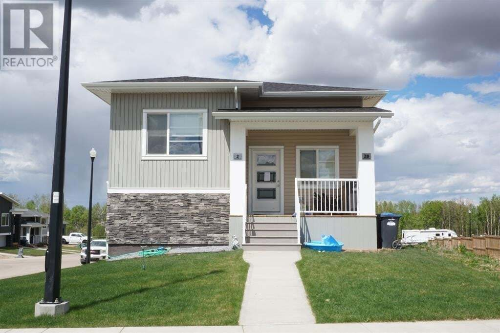 Townhouse for sale at 2 Victor Cs Sylvan Lake Alberta - MLS: ca0185524