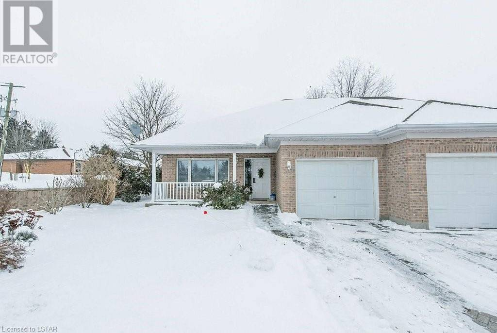 Residential property for sale at 2 Vintage Wy South Ilderton Ontario - MLS: 241356