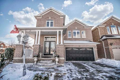 House for sale at 2 Wandering Trail Dr Brampton Ontario - MLS: W4633526