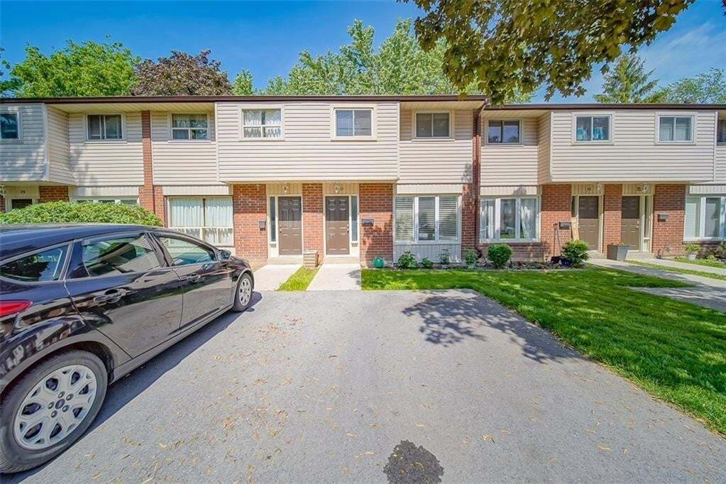 Townhouse for sale at 2 Weiden St St. Catharines Ontario - MLS: 30810543