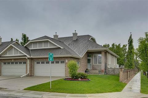 Townhouse for sale at 2 West Jensen Pl Southwest Calgary Alberta - MLS: C4249232
