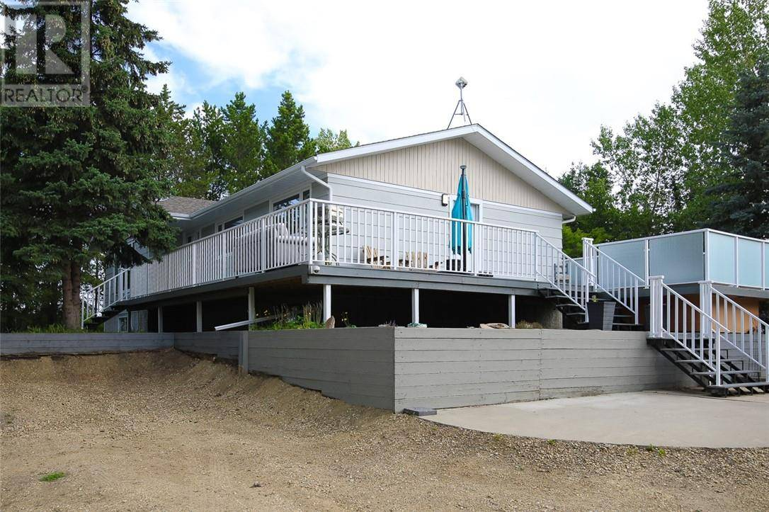 House for sale at 2 View Dr West Rural Ponoka County Alberta - MLS: ca0177080