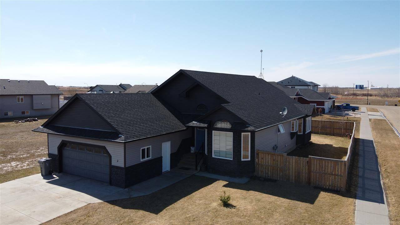 House for sale at 2 Whitetail Green Mundare Alberta - MLS: E4195724