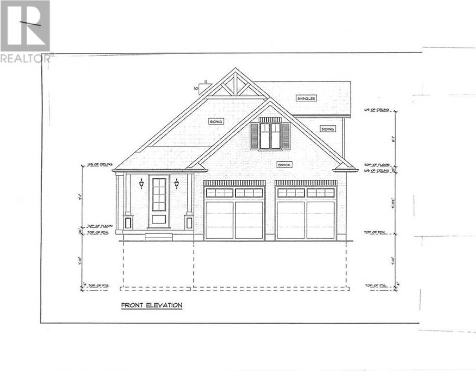 House for sale at 2 Whiting Dr Paris Ontario - MLS: 30785707