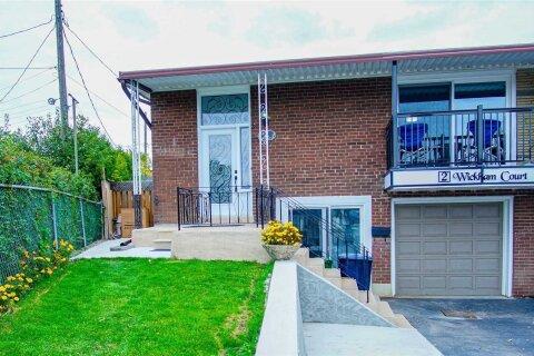 Townhouse for sale at 2 Wickham Ct Toronto Ontario - MLS: W4967790