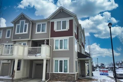 Townhouse for sale at 2 Windstone Green Southwest Airdrie Alberta - MLS: C4281468