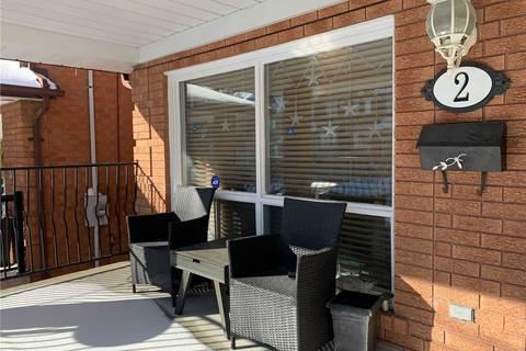 House for sale at 2 Ypres Rd Toronto Ontario - MLS: W4672349