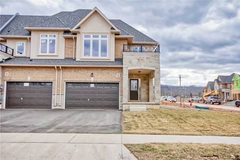 Townhouse for sale at 2 Zinfandel Dr Hamilton Ontario - MLS: X4738753