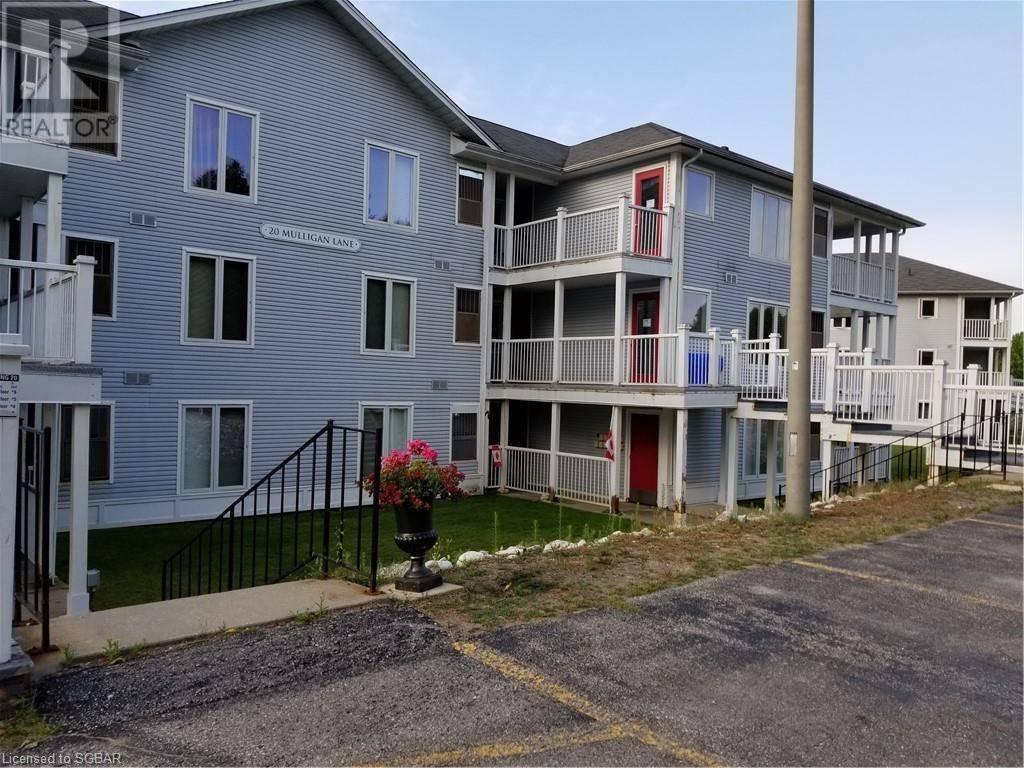 Condo for sale at 10 Mulligan Ln Unit 20 Wasaga Beach Ontario - MLS: 210378