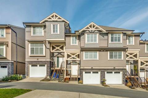 Townhouse for sale at 11252 Cottonwood Dr Unit 20 Maple Ridge British Columbia - MLS: R2436731
