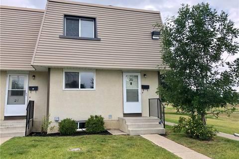 Townhouse for sale at 115 Lafayette Blvd W Unit 20 Lethbridge Alberta - MLS: LD0173057