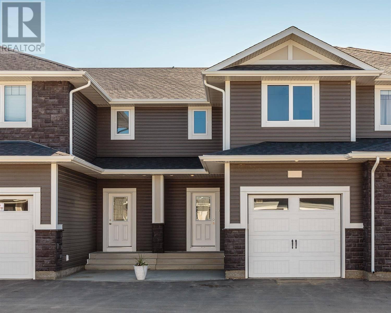 Townhouse for sale at 115 Veltkamp Cres Unit 20 Saskatoon Saskatchewan - MLS: SK776827