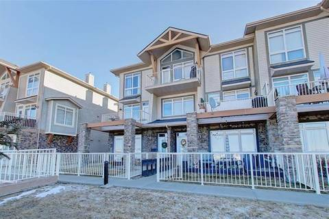 Townhouse for sale at 117 Rockyledge Vw Northwest Unit 20 Calgary Alberta - MLS: C4291817