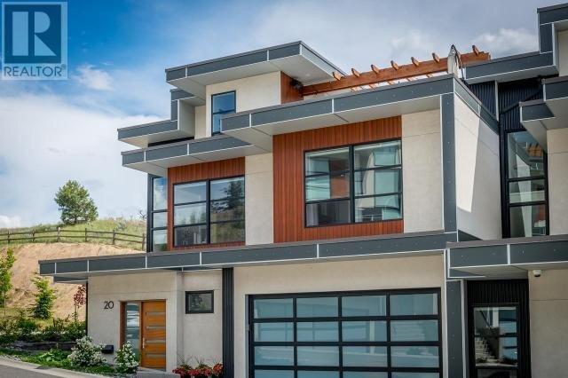 Townhouse for sale at 1395 Prairie Rose Dr Unit 20 Kamloops British Columbia - MLS: 159948