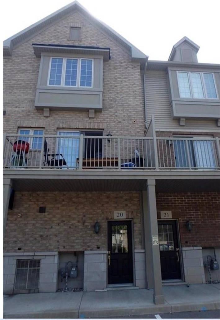 Townhouse for rent at 1401 Plains Rd E Unit 20 Burlington Ontario - MLS: H4067362