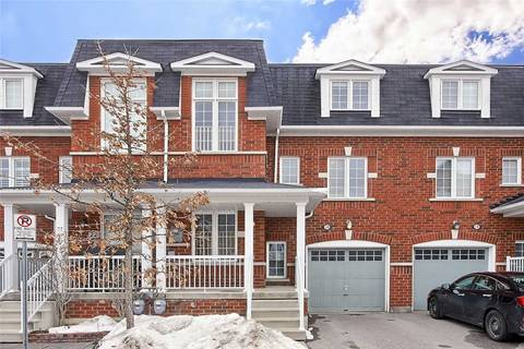 Townhouse for sale at 15 Old Colony Rd Unit 20 Richmond Hill Ontario - MLS: N4731116