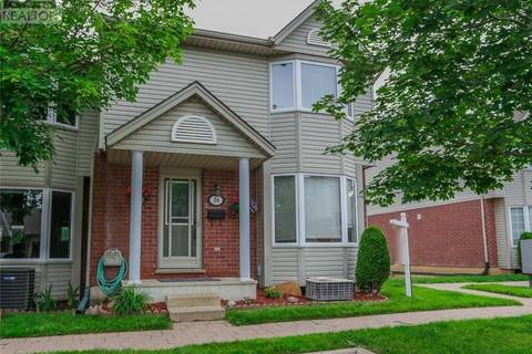 Townhouse for sale at 16 Kernohan Pw Unit 20 London Ontario - MLS: 205008