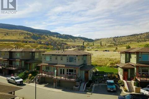 Townhouse for sale at 175 Holloway Dr Unit 20 Tobiano British Columbia - MLS: 150743