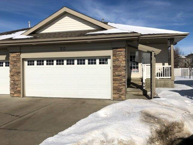 Townhouse for sale at 17603 99 St Nw Unit 20 Edmonton Alberta - MLS: E4189147