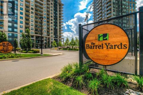 Apartment for rent at 18 Barrel Yards Blvd Unit 20 Waterloo Ontario - MLS: 197177