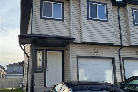 Townhouse for sale at 1820 34 Ave Nw Unit 20 Edmonton Alberta - MLS: E4156462