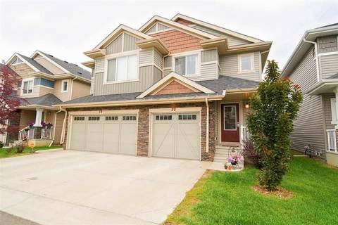 Townhouse for sale at 2004 Trumpeter Wy Nw Unit 20 Edmonton Alberta - MLS: E4165666