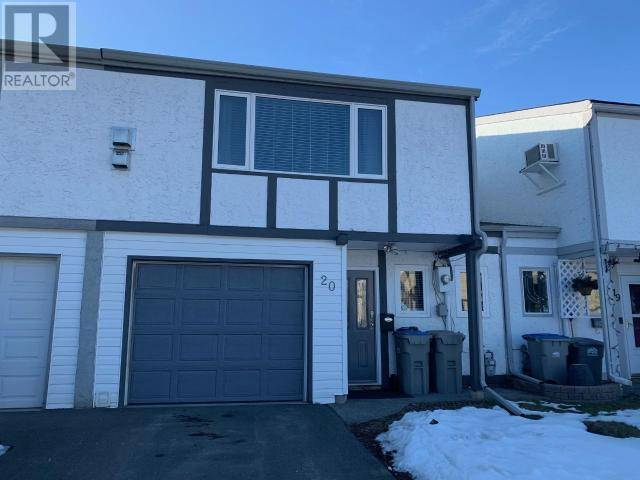 Townhouse for sale at 20600 Cambridge Cres Unit 20 Kamloops British Columbia - MLS: 155410