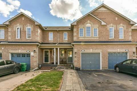 Townhouse for sale at 21 East View Gt Unit 20 Brampton Ontario - MLS: W4926714