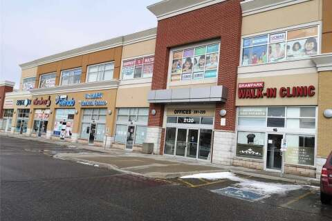 Commercial property for sale at 2120 North Park Drive Dr Unit 20 Brampton Ontario - MLS: W4782420